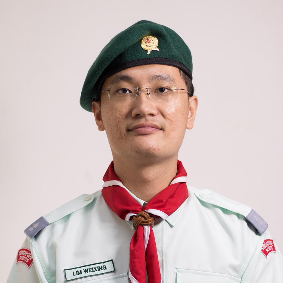 Mr Lim Weixing