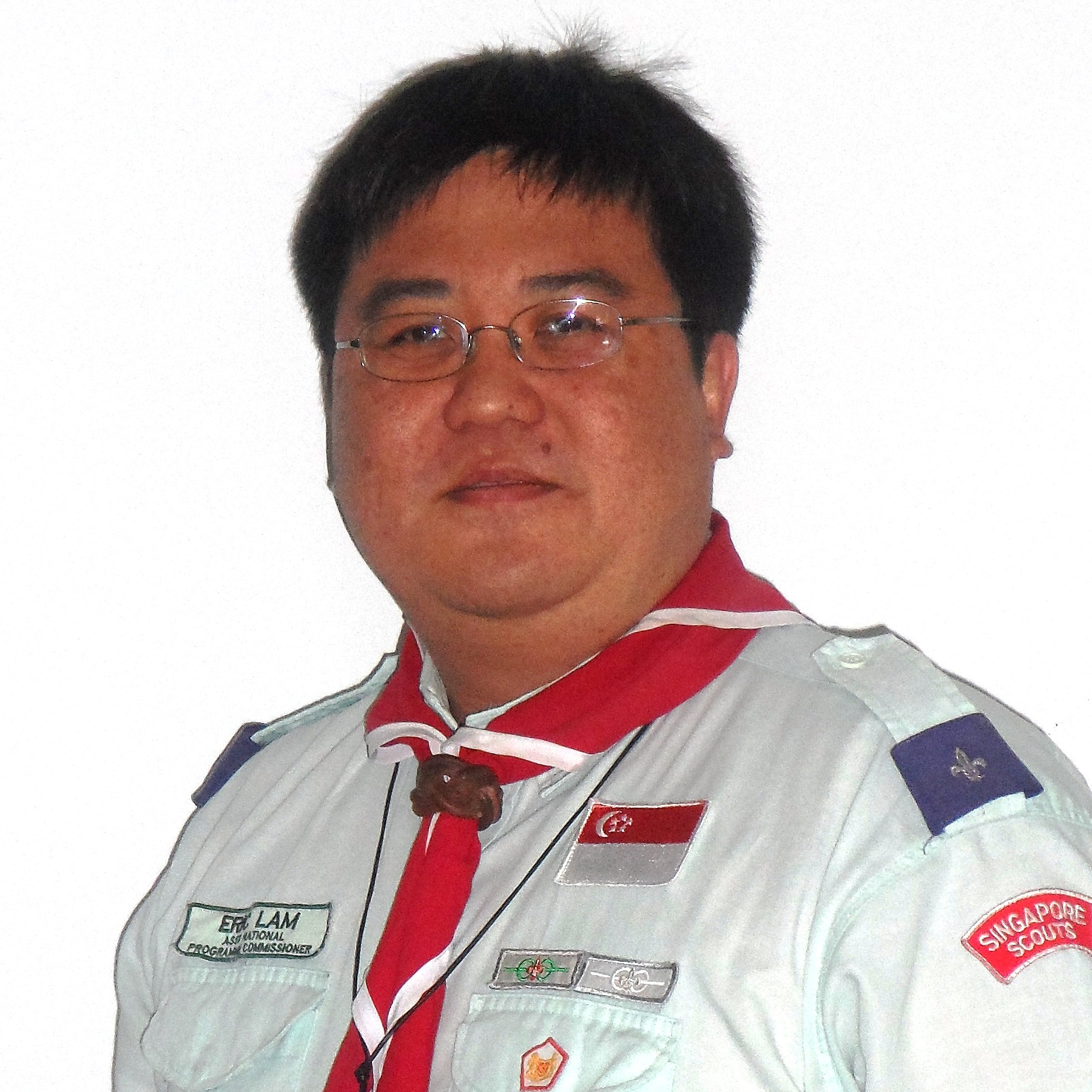 Dr Jeffrey Ho Kai Kwong Asst Chief Commissioner (Training)