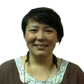 Ms Esther Lee Executive Assistant (Accounts)